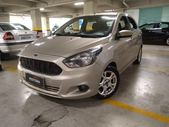 Ford Ka 1.0 Ti-vct Sel 12v Flex 4p Manual