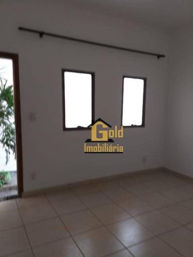 Casa Com 3 Dormitórios À Venda, 148 M² Por R$ 276.000,00 - Vila Virgínia - Ribeirão Preto/sp - Ca0751