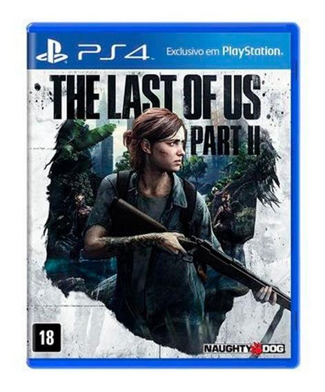Jogo Para Ps4 The Last Of Us 2 Promoção Ultimas Unidades
