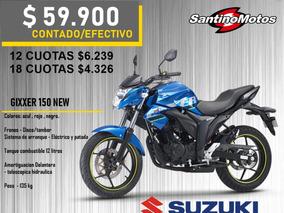 Suzuki Gixxer 150- El Mejor Precio De Cordoba !!