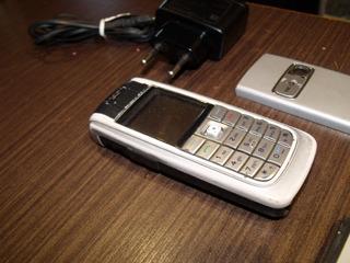 Celular Antigo Nokia 6020 Original