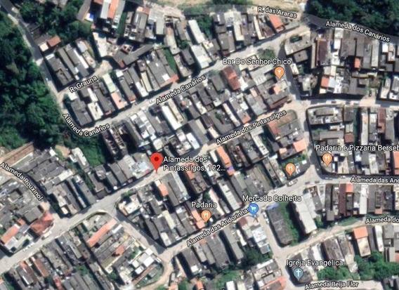 Casa Com 3 Dormitórios À Venda, 86 M² Por R$ 260.000,00 - Parque Das Cigarreiras - Taboão Da Serra/sp - Ca3866