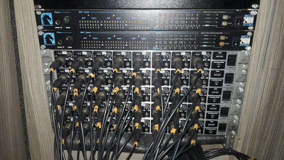 Placas De Gravação Motu 2408 Sistema Completo Para Gravaca