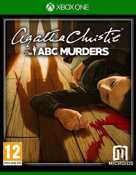 Jogo Cigathe Christie The Abc Murders