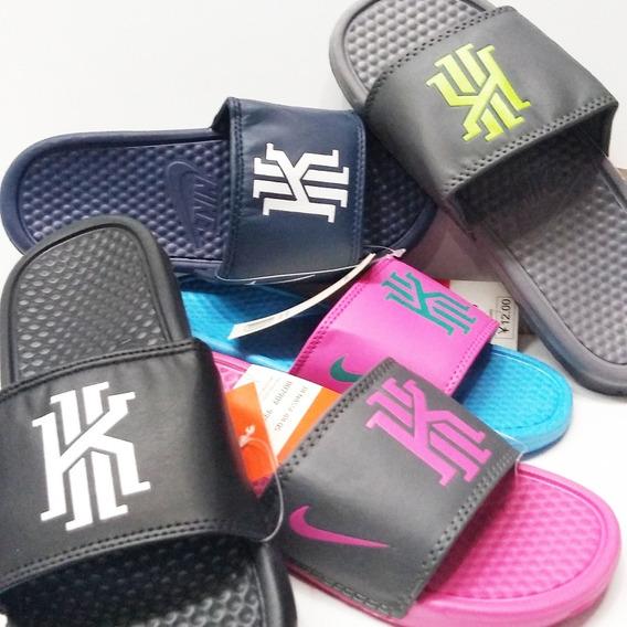 Cholas Chancletas Nike Air Kirye Irving Kd Crocs adidas Dama