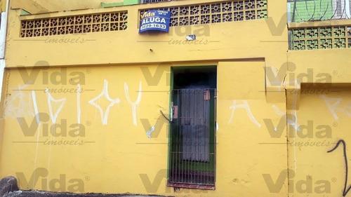 Casa Comercial Em Pestana  -  Osasco - 36254