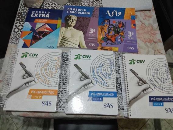 Livros Sas Pré-universitário