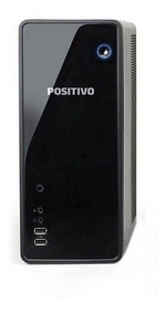 Cpu Positivo Intel Dual Core 4gb Hd 500gb - Novo