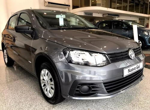 Volkswagen  Nuevo Gol Trend 1.6 Adjudicado K