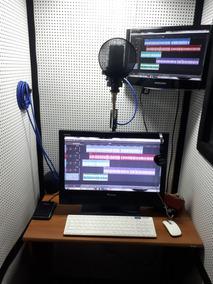Gravação Pacote De Vinhetas Em Off, Rádio Fm, Am, Web Rádio