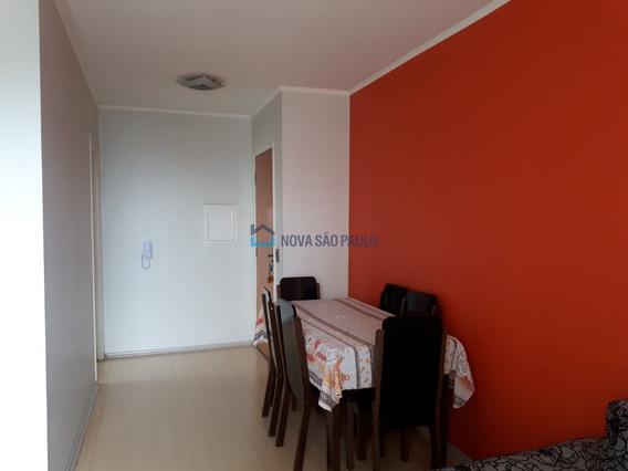 Apartamento Em Diadema Mobiliado - Bi23819