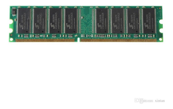 Memoria Ddr1 512mb 333mhz - O Melhor Preço Do Ml !