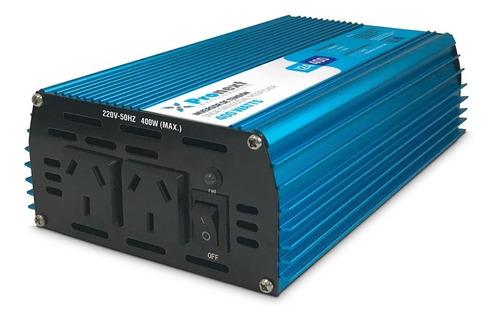 Inversor De Tensión De 24 Volts A 220 Volts Hasta 400 Watts