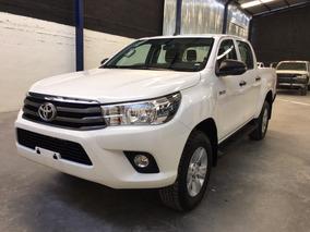 Toyota Hilux 2.7 Cabina Doble Sr 2019, Sin Rodar