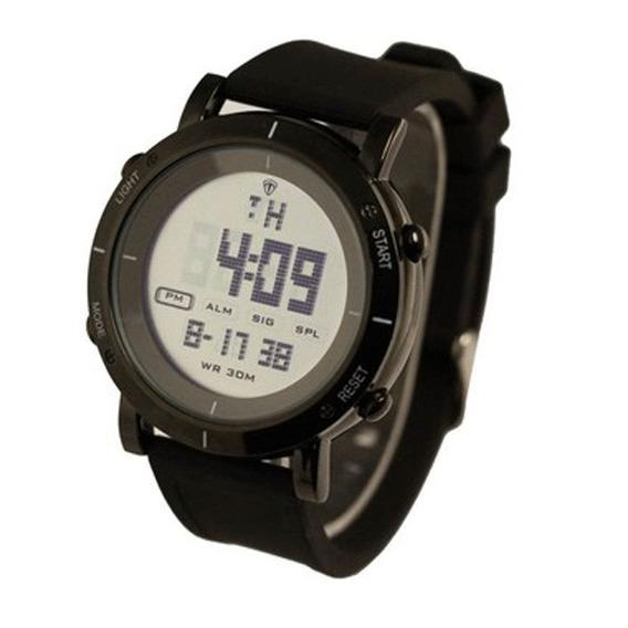 Relógio Masculino Tuguir Digital Tg6017 Preto - Pta Entrega