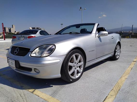 Mercedes-benz Clase Slk 230 Kompressor