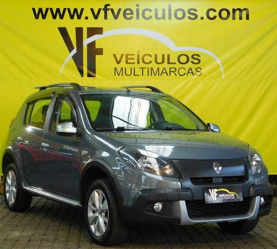 Renault Sandero Stepway 1.6 8v Hi-flex 4p 2012