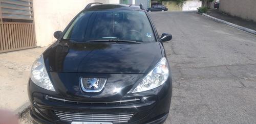 Peugeot 207 Sw 2011 1.4 Xr Flex 5p