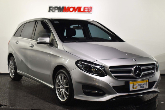 Mercedes Benz 1.6 B200 2017 Rpm Moviles