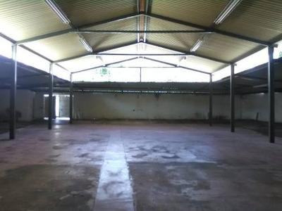 Bodega En Renta, 871 M2 En Centro De Comala