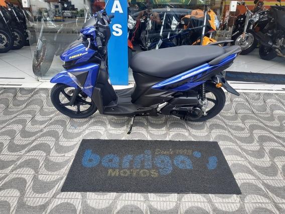 Yamaha Nova Neo 125i 0km Com 4 Anos De Garantia Fábrica