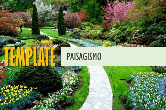 Template Revit Paisagismo C.a.2018 2019 + Brindes Atualizado