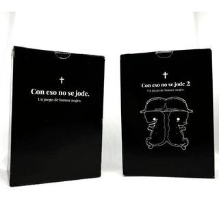 Combo Morbo - Con Eso No Se Jode 1 Y 2(pack)hay Stock Envios