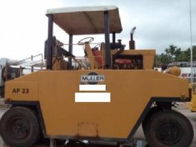 Rolo Compactador De Pneus Muller Ap23