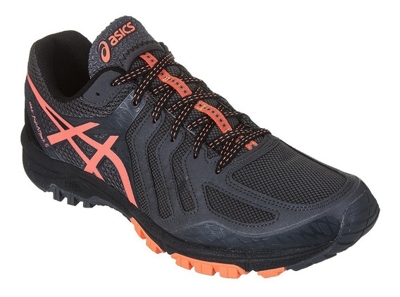 Tênis Asics Gel Fuji Attack5 Trail Aventura Marceloshoes