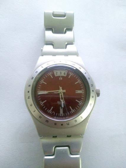 Relógio Swatch Irony Aluminium Patented