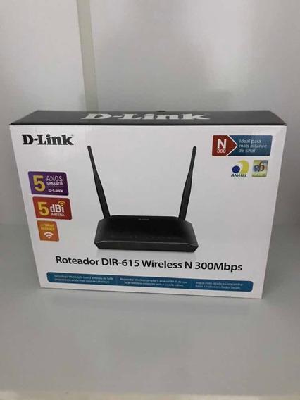 Roteador Dlink 300 Mbps