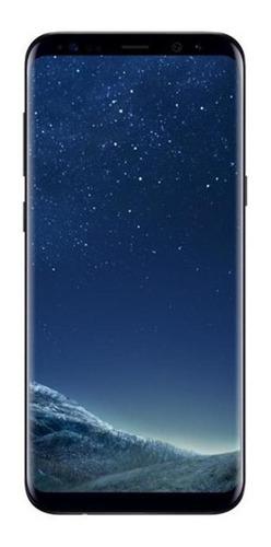 Samsung Galaxy S8 Plus 64gb Preto Bom Usado Seminovo Com Nf