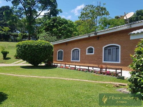 Imagem 1 de 30 de Chácara Com 4 Dorms, Jardim Estância Brasil, Atibaia - R$ 1.4 Mi, Cod: 426 - V426