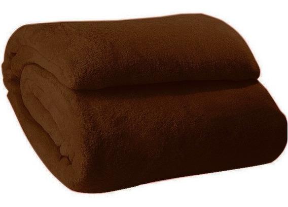 Manta Cobertor Casal Antialérgica Dupla Face 1,80x2,00m