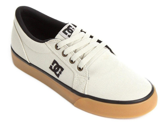 Tênis Dc Shoes Episo - Bege Original