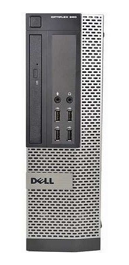 Computadora Dell Optiplex 990 Intel Core I7 8gb Ram 250 Dd