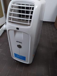 Aire Acondicionado Portátil Frio/calor Atma