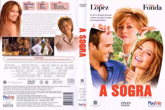 Dvd A Sogra Com Jennifer Lopes E Jane Fonda Lacrado Original