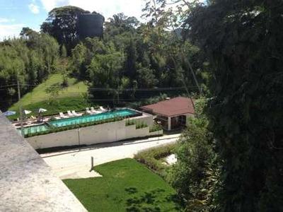 Quinta Di Altiora Cobertura 3 Quartos 1 Suite 2 Vagas 185m² Centro Petrópolis Rj - Qdac11