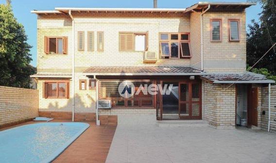 Casa Com 5 Dormitórios À Venda, 243 M² Por R$ 830.000,00 - Santo Afonso - Novo Hamburgo/rs - Ca3155