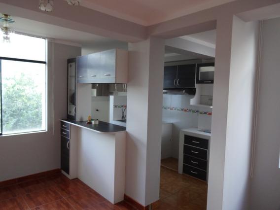 Departamento 3 Habitaciones, Sala Comedor Cocina, Dos Baños