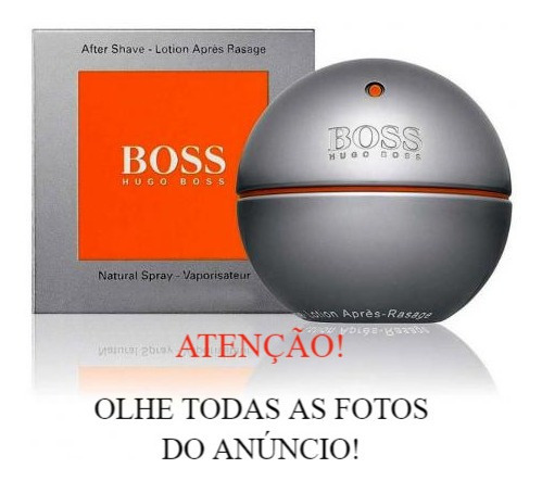 Perfume Hugo Boss In Motion 50ml Envazado Luci Luci