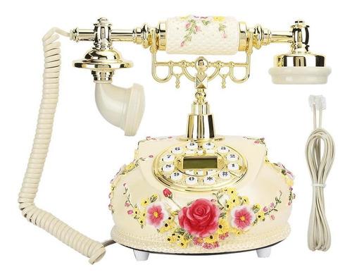 Ms-525a Vintage Teléfono, Vintage Antiguo Teléfono Para Apag