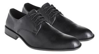 Zapatos Hombre Con Cinto Eco Cuero Simon De La Costa
