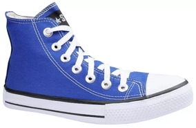 Tênis Converse All Star Cano Alto Royal