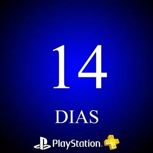 Cartão Psn Playstation Plus 14 Dias Jogar Online