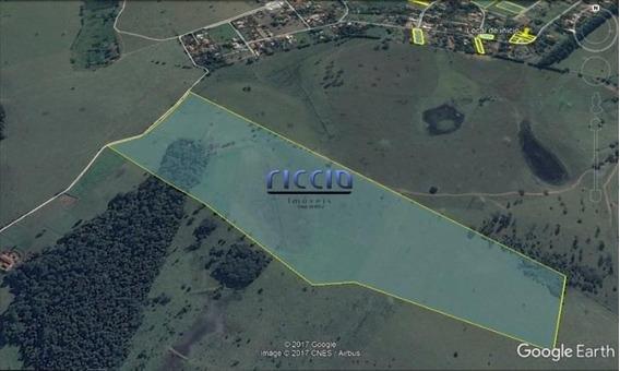 Área 329.346,60 M² Em Pindamonhangaba À Venda - Avalia Aporte E Permuta Financeira. - Te0512