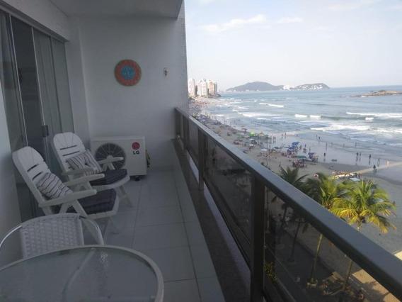 Apartamento Em Centro, Guarujá/sp De 96m² 3 Quartos À Venda Por R$ 750.000,00 - Ap242313