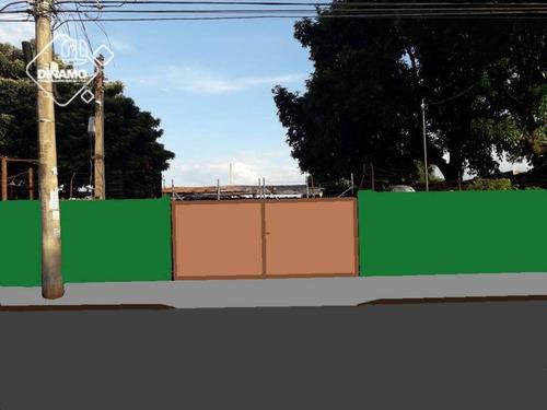 Terreno À Venda Campos Elíseos - Ribeirão Preto/sp - Te0509