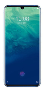 Celular Zte Axon 10 Pro Sd855 128gb 6gb Azul + Microsd128gb
